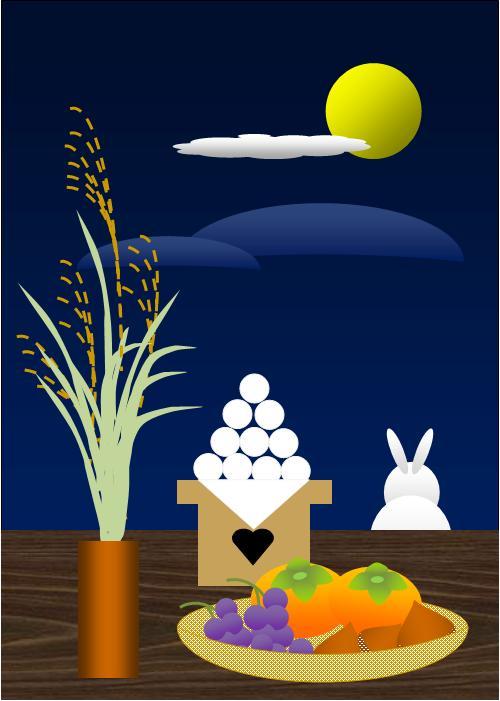 """十五夜のお月さんはいつ?童話にある""""うさぎ、うさぎ""""の歌はどんな意味があるの?   もちしるべ@頭のストレス解消ブログ"""